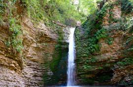 Пещера Сквозная - Водопады Руфабго