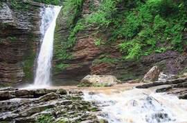 Каменномостский - Водопады Руфабго