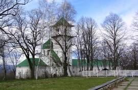 Св.Михайловский монастырь