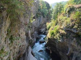 Каньон реки Белой
