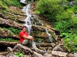 """Водопады в Адыгеи, """"Ступени мудрости"""""""