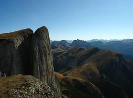 Вековые скалы