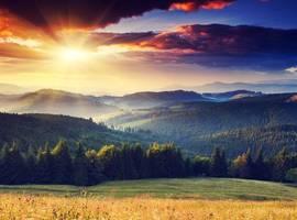 Панорамы г. Фишт